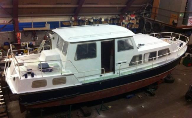 Boot laten onderhouden Vinkeveen