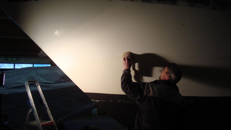 Schip laten schilderen Vinkeveen