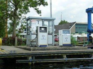 Tankstation Vinkeveense Plassen