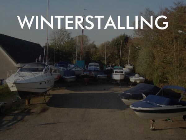 Winterstalling Vinkeveen